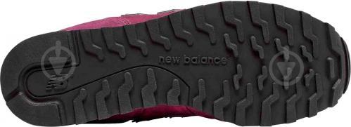 Кроссовки New Balance WL373DPW р. 8 лиловый - фото 4