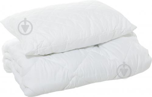 Набор Silber одеяло + подушка 50x70 см с кантом 155x210 см Songer und Sohne - фото 1