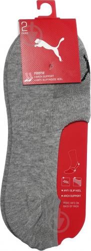 Носки Puma 90624518 серый