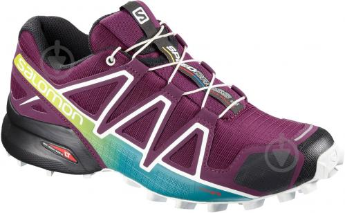 ᐉ Кросівки Salomon SPEEDCROSS 4 W Darkpu L40136100 р. 7 02035347b21de