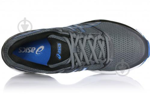 Кроссовки Asics GEL-Phoenix 8 T6F2N-9743-10H р. 10.5 серый с синим - фото 4
