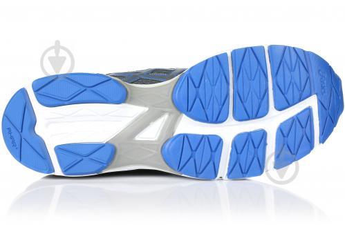 Кроссовки Asics GEL-Phoenix 8 T6F2N-9743-10H р. 10.5 серый с синим - фото 5