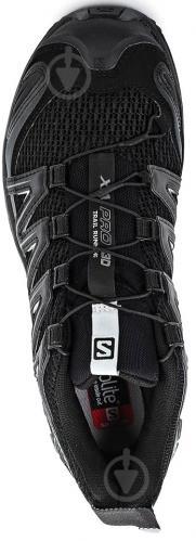Кроссовки Salomon XA PRO 3D Bk/Magnet/Q L39251400 р.11,5 черный - фото 4