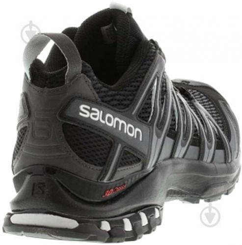 Кроссовки Salomon XA PRO 3D Bk/Magnet/Q L39251400 р.11,5 черный - фото 3