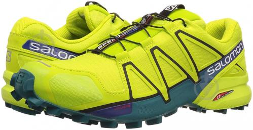 ᐉ Кросівки Salomon SPEEDCROSS 4 Acid Lim L40077900 р.8 салатовий ... 31c6d813a3f36