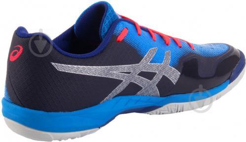 Кроссовки Asics GEL-BLADE 6 R703N-400 р. 11 сине-серебристо-красный - фото 2