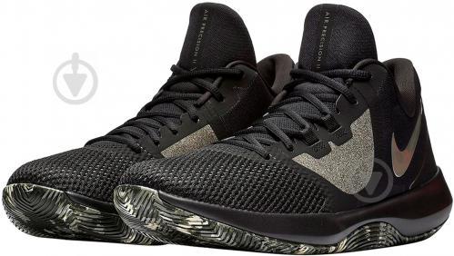Кросівки Nike AIR PRECISION II AA7069-003 р.10 чорний