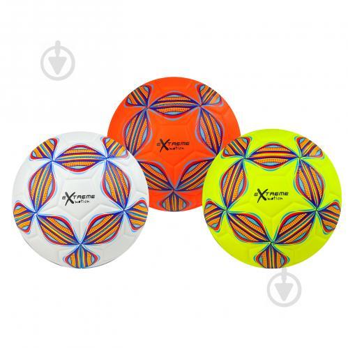 М'яч Shantou футбольний, 3 кольори в асортименті FB190821 - фото 1