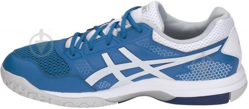 Кроссовки Asics GEL-ROCKET 8 B706Y-401 р. 13 голубо-синий - фото 9