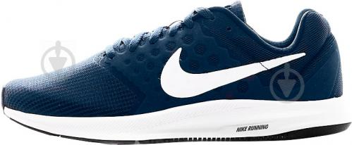 Кроссовки Nike DOWNSHIFTER 7 852459-400 р.10,5 синий - фото 2