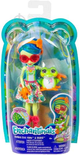 Кукла Enchantimals Лягушонок Тамика GFN43 - фото 7