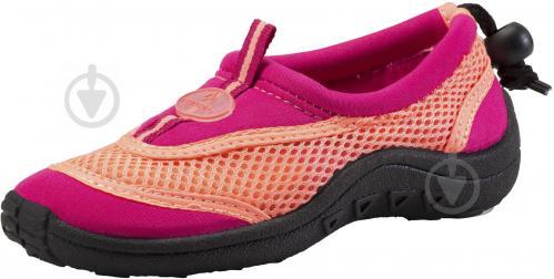 Тапочки для коралів TECNOPRO Freaky JR black outsole 194905-903258 38 рожевий