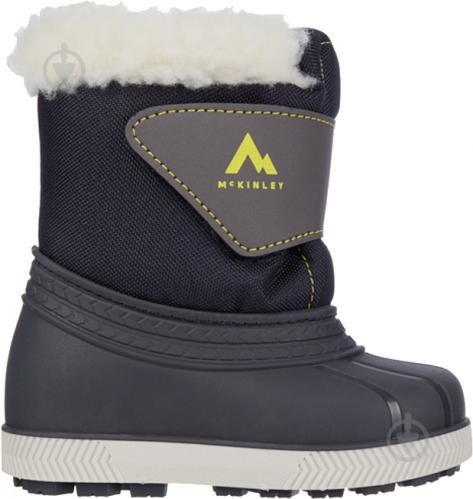 Ботинки McKinley Loupi IV JR 409792-901522 р. 26-27 синий - фото 1