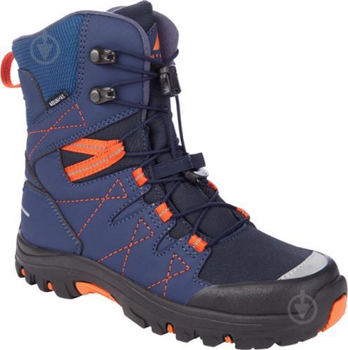 Ботинки McKinley Snowstar III AQX JR 409796-901519 р.EUR 31 синий - фото 1
