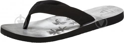 Вьетнамки Firefly Toledo 6 M 274559-901050 р. 40 черно-серый