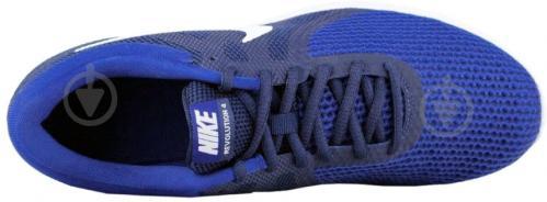 Кроссовки Nike NIKE REVOLUTION 4 EU AJ3490-414 р.10 синий - фото 4