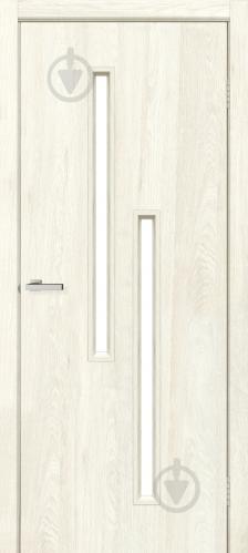 Дверне полотно ОМіС Техно Т02 ПО 800 мм дуб остін