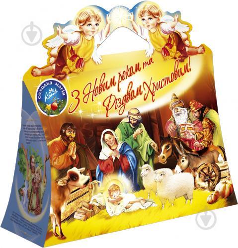 ᐉ Подарунок новорічний Konti Різдвяний вертеп 372 г (2222259883014 ... 93d62c4029b70