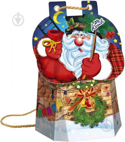 Подарунок новорічний Konti у вигляді рюкзачка КОНТІ 402 г (2222259885018) e8aa24b8caa02