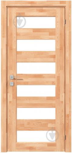 Дверне полотно Rodos Woodmix Praktic Master ПО 700 мм сосна