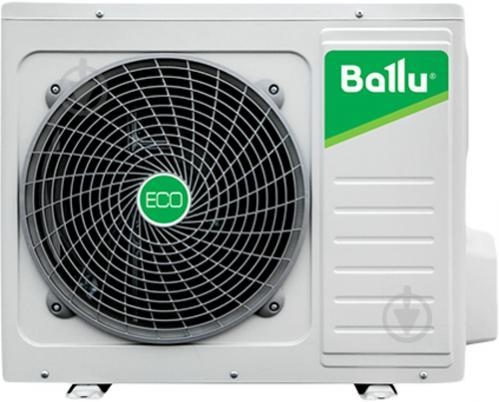 Кондиціонер Ballu BSPI-10HN1/BL/EU (Platinum) - фото 2