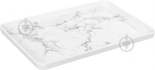 Таця Marble 35,5х24х2 см Flamberg - фото 2