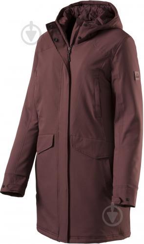 Пальто McKinley Kilara wms р. 34 бордовый 280765-295