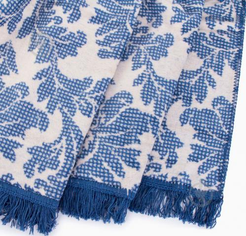Плед Siena 150x200 см блакитний Arya - фото 3