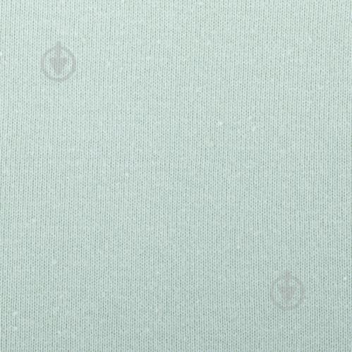 Простынь на резинке трикотажная 180x200 см светло-зеленый Songer und Sohne - фото 2