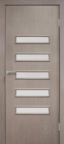Дверне полотно ламіноване ОМіС Акорд 3 ПО 700 мм сосна мадейра