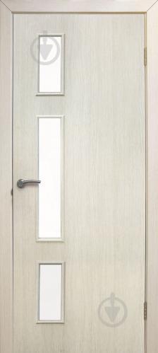 Дверне полотно ламіноване ОМіС Соло ПО 600 мм сосна сицилія