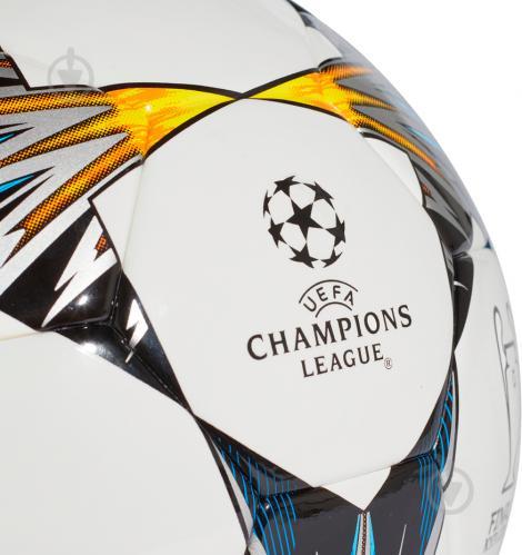 Футбольный мяч Adidas CF1205 р. 5 Finale Kiev Comp CF1205 - фото 3