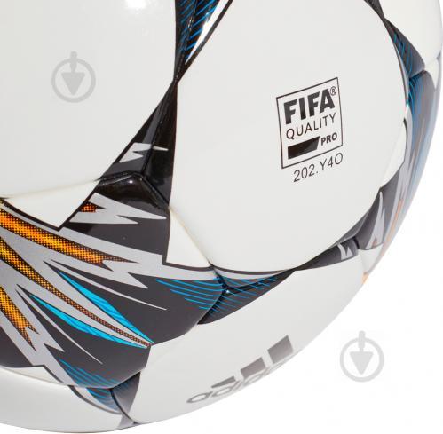 Футбольный мяч Adidas CF1205 р. 5 Finale Kiev Comp CF1205 - фото 2