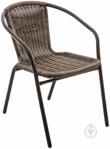 Крісло UP! (Underprice) HYC-1311R 73x51x61 см коричневий - фото 1