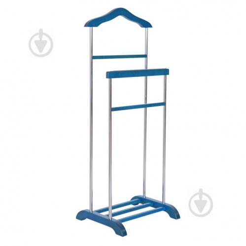Вешалка для одежды напольная К2 синий - фото 1