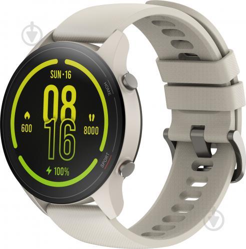 Смарт-часы Xiaomi Mi Watch white (707023) - фото 1