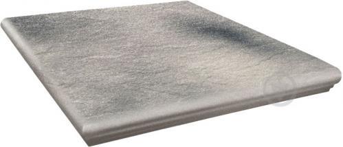 Клінкерна плитка Солар грей угловой капинос 33х33 Opoczno - фото 1