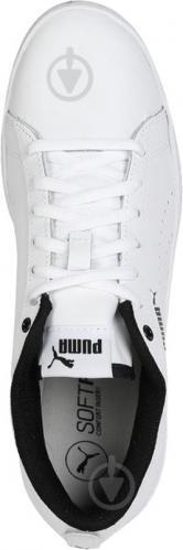 Кеды Puma SmashWnsv2LPerf 36521601 р. 6,5 белый - фото 7
