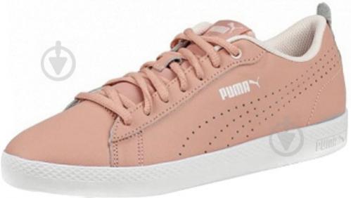 Кеды Puma SmashWnsv2LPerf 36521603 р. 6,5 розовый - фото 3