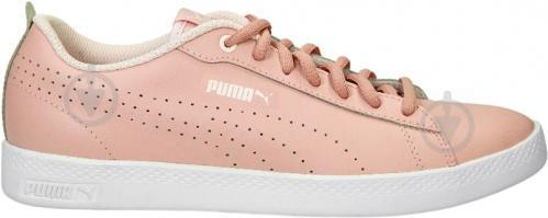Кеды Puma SmashWnsv2LPerf 36521603 р. 7 розовый - фото 4