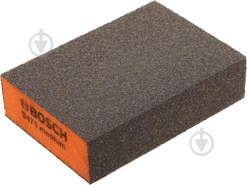 Губка шлифовальная Bosch Medium B.f. Flat and 2608608225