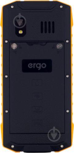 Мобільний телефон Ergo F245 Strength Dual Sim yellow/black - фото 6
