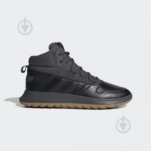 Ботинки Adidas FUSION STORM WTR EE9706 р. 8 светло-серый