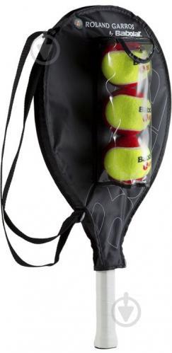 Ракетка для великого тенісу Babolat 190003/147 Kit Nadal JR21 RG/FO+3_Red balls р.0 - фото 2