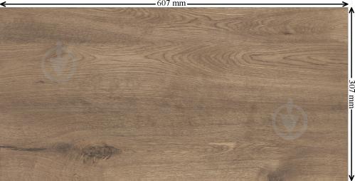 Плитка Golden Tile Alpina Wood коричневый 897940 30,7x60,7 - фото 5