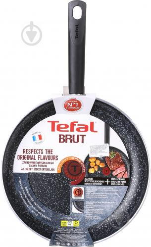 Сковорода Brut 24 см Tefal - фото 4