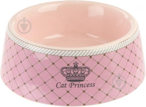 Миска TRIXIE Cat Princess D12 см 180 мл 24780 - фото 1