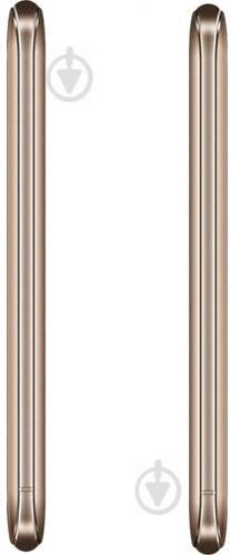 Мобільний телефон Sigma mobile X-style 33 Steel gold - фото 3
