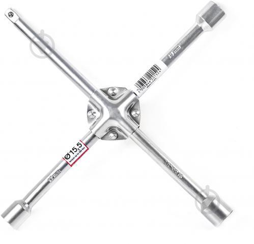 Ключ колесный усиленный по центру Carlife WR152