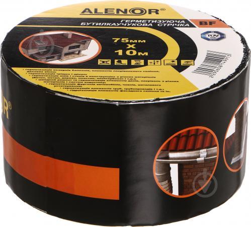 Стрічка герметизуюча Alenor BF бутилова 75 мм x 10 м - фото 1